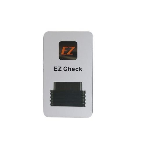 Golo Launch X431 EZcheck EZ Check OBDII Scan Tool EZdiag App for Android & IOS Add Trip Statistics Function