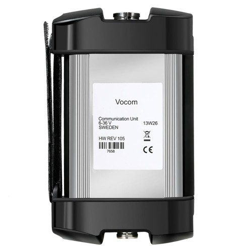 Volvo Vocom 88890300 Truck Diagnostic Interface for Volvo/Renault/UD/Mack with Round Adapter