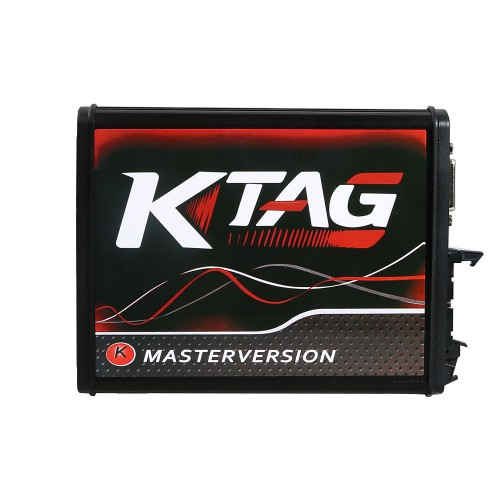 Ktag SW 2.25 FW V7.020 Car Truck Tract Boat Master ECU Programmer No Tokens Need with ECM TITANIUM V1.61