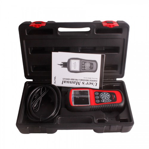 Autel Maxidiag Elite MD704 4 System Scanner with DS model for Italian and French Vehicles