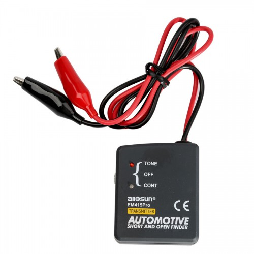 All-Sun EM415pro Automotive Cable Wire Tracker Car Tracer Finder Test Short & Open DC 6~42 Volts