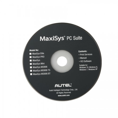 Autel MaxiFlash Elite J2534 ECU Programming Device Works with Maxisys 908/908P