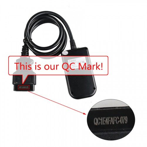 (Fast Delivery from UK)Latest V6.0 Creator C110 BMW Code Reader Update via Email for Free