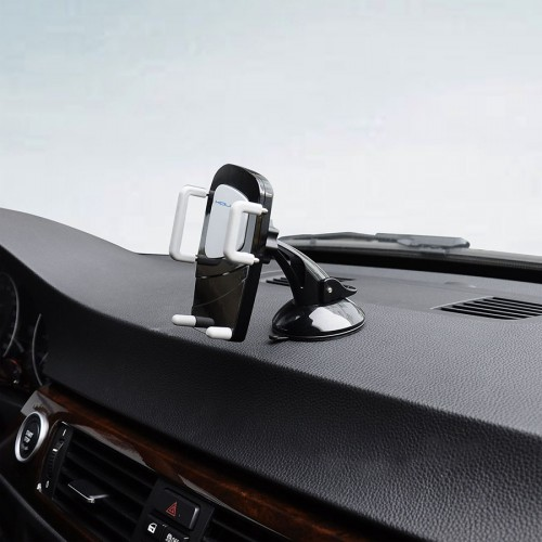 C01 3 in 1 Mobile Phone Dashboard Air Vent and Windscreen Car Holder/Cradle/ Mount
