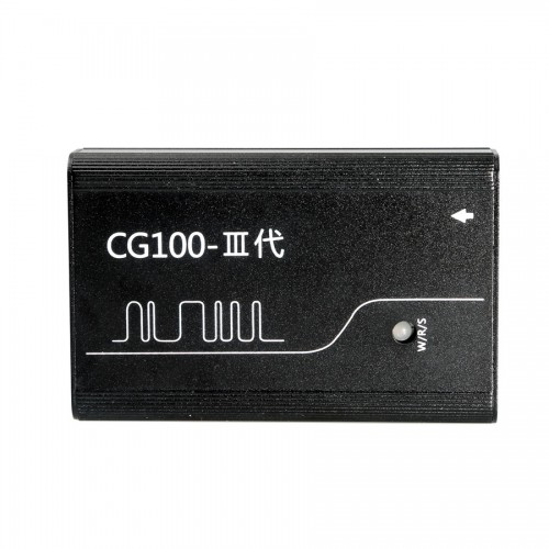 Newest V5.1.0.0 CG100 CG-100 Prog III Third Generation Airbag Restore Devices with Full Authorization