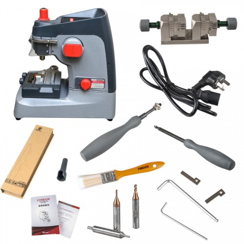 (DHL Free Shipping)Original Xhorse Condor XC-002 Ikeycutter Mechanical Key Cutting Machine with 3 Year Warranty