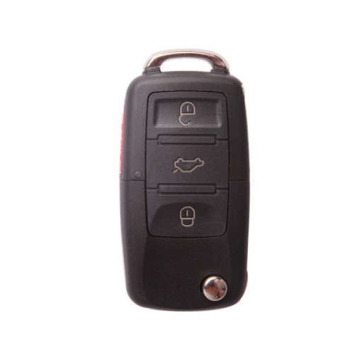 Remote 4 Button Key Shell for Ford