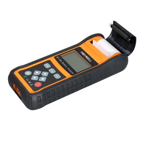 Foxwell BT780 BT-780 Battery Analyzer with Built-in Thermal Printer