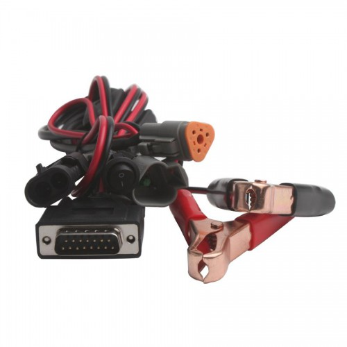 Full Set Cables for XTruck USB Link and VXSCAN V90