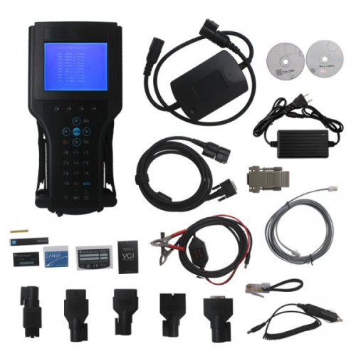 Best Quality GM Tech 2 Diagnostic Tool for GM SAAB Opel Suzuki Holden Isuzu with TIS2000 Programming CD