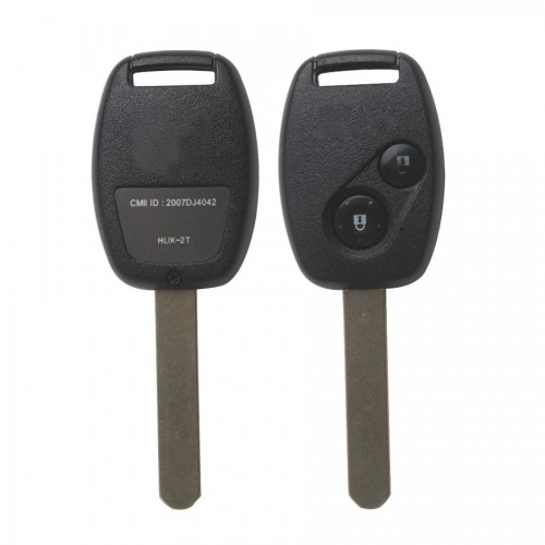 2005-2007 Remote Key (2+1) Button and Chip Separate ID:8E (313.8 MHZ) for Honda Fit ACCORD FIT CIVIC ODYSSEY