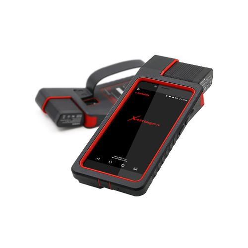 Launch X431 Diagun IV with Full Set Adapters as X-431 pro mini Support Bluetooth/Wifi Scanner PK diagun 3