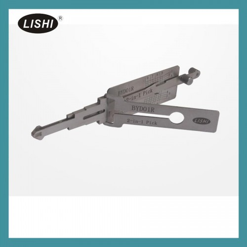 LISHI BYD01R 2 In 1 Auto Pick And Decoder