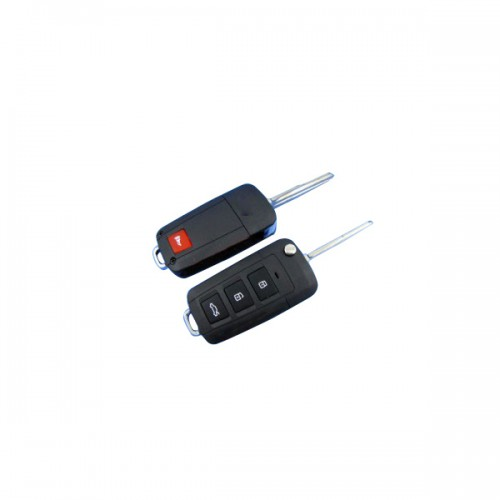 Modified Remote Key Shell 4 Button For KIA Cerato Sportage 5pcs/lot