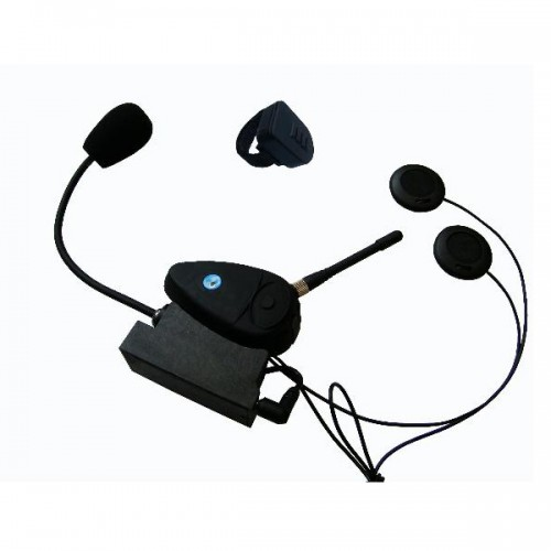 Motorcycle Helmet Headsets Intercom Bluetooth Handsfree Kit