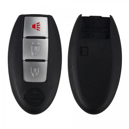 Smart Remote Shell 3 Button for Nissan