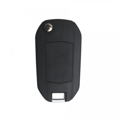 Modified Flip Remote Key Shell 2 Button (HU46) For Opel 5pcs/lot