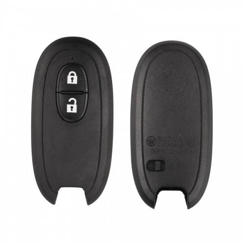 Original New Smart Key 2Button Keyless go 313.8MHZ For Mazda