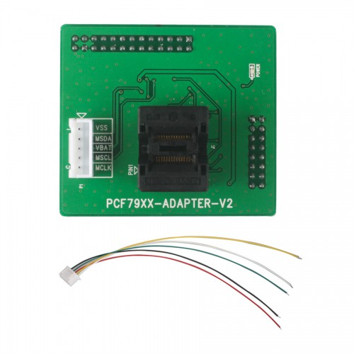 (UK Ship NoTax)Xhorse PCF79XX-Adapter V2 for VVDI Prog