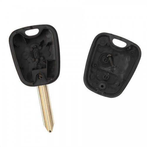 Remote Key Shell 2 Button for Peugeot 5pcs/lot