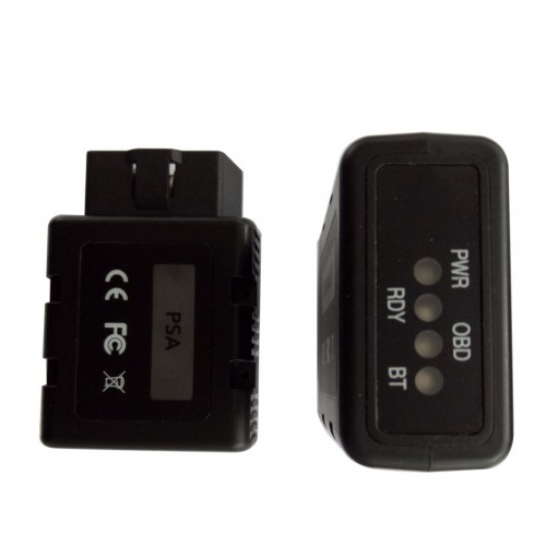 (UK Ship No Tax)PSA-COM PSACOM Bluetooth Diagnostic and Programming Tool for Peugeot/Citroen Replacement of Lexia-3 PP2000