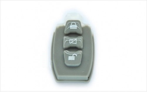 RD038 Remote key shell 3 Button Adjustable Frequency 290MHz - 450MHz 5pcs/lot