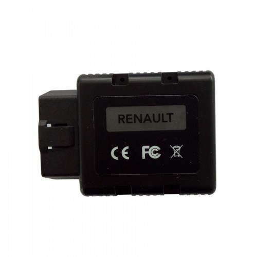 (UK Ship No Tax)Renault-COM Bluetooth Diagnostic and Programming Tool for Renault Replacement of  Can Clip for Renault