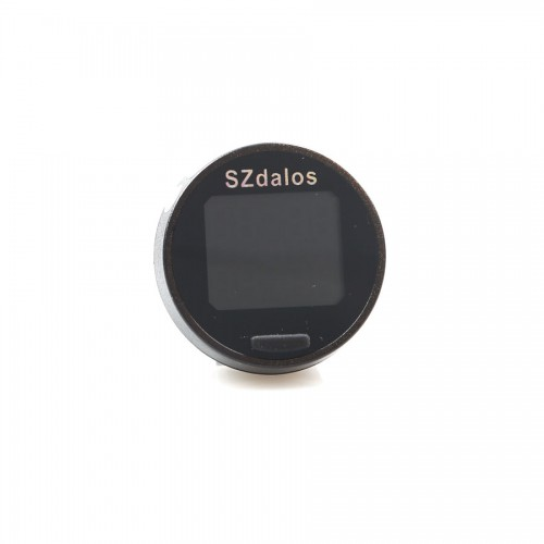 SZDALOS TP200 Wireless TPMS Tire Pressure Monitor System with cigarette charger External Sensor