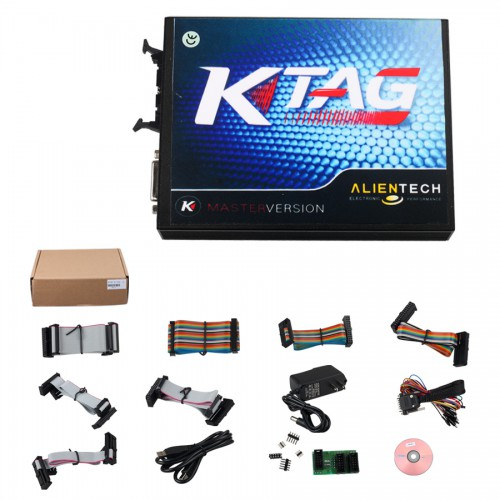 KTAG K-TAG V2.13 Firmware V6.070 ECU Programming Tool Master Version Unlimited Token