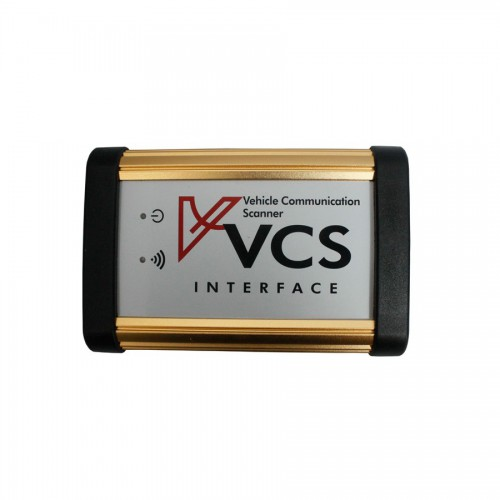 VCS Vehicle Communication Scanner Interface No Need Activation Universal OEM Diagnostic Tool