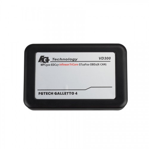 Best Price VD300 V54 FGTech Galletto 4 Master Support BDM TriCore OBD Function Multi-language
