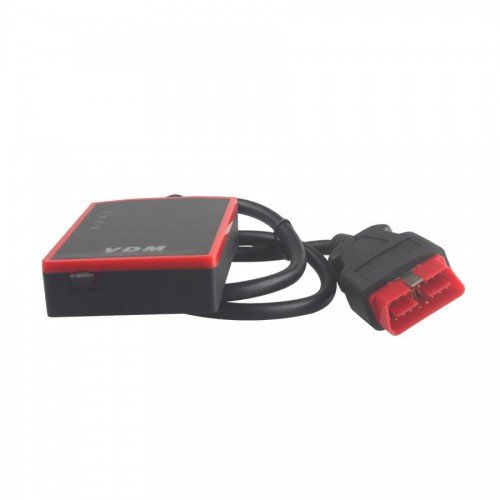 Original UCANDAS VDM V3.9 Wireless Automotive Diagnosis System with Honda Adapter for Windows PC/Android Phone