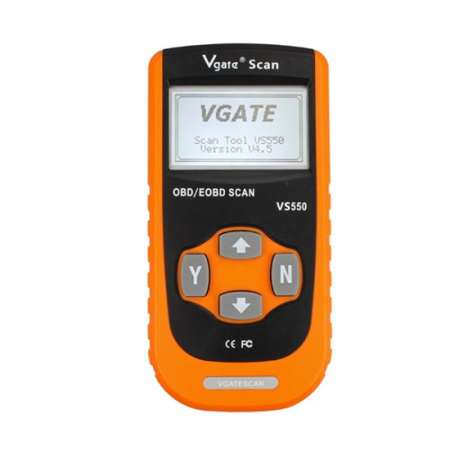 Latest V4.5 VS550 VgateScan OBD/EOBD Scan Tool