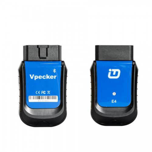 (July Promotion)(UK Ship No Tax)V4.7 VPECKER E4 Android Mobile Phone Diagnostic Tool Perfect As Launch Easydiag X431 IcarScan