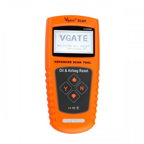 Vgate Scan Maxiscan VS900 Oil & Airbag Reset Tool V1.07