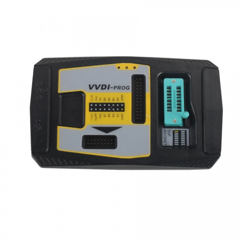 [11.11 Sales](UK Ship No Tax)Xhorse VVDI Prog V4.8.8 Super ECU Programmer with Free BMW ISN read function and NEC, MPC, Infineon