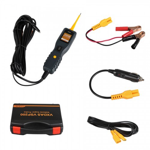 VXDAS VSP200 Power Scan Tool VSP200 Electrical System Circuit Tester(Better than PS100 YD208 Electrical System Circuit Tester)