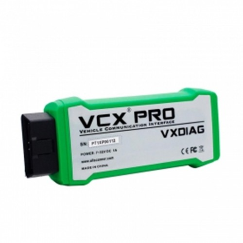 VXDIAG VCX NANO Pro for Ford/Mazda+Toyota+VW 3 in 1 Diagnostic Tool