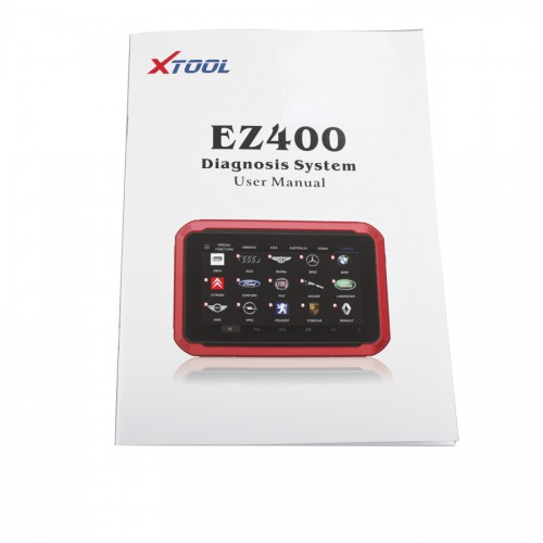 Promotion Xtool EZ400 Diagnosis System with WIFI Support Android System and Online Update(Same as Xtool PS90)