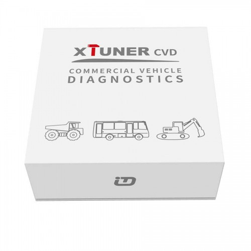 V4.0 XTUNER CVD-9 HD Heavy Duty Truck Diagnostic Adapter For Android