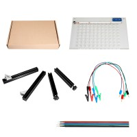 High Quality and Simple LED BDM Frame with Mesh and 4 Probe Pens for FGTECH BDM100 KESS KTAG K-TAG ECU Programmer Tool