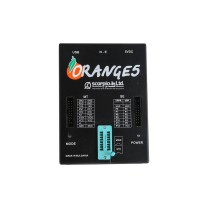 OEM Orange 5 V1.34 Professional Programming Device + Enhanced Version Software without Adapters