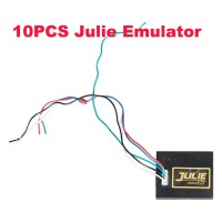 [10pcs/lot]Julie Universal Car Emulator for Immobilizer ECU Airbag Dashboard