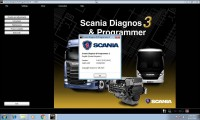 Scania SDP3 2.40.1 Diagnosis & Programming for VCI 3 VCI3 without Dongle