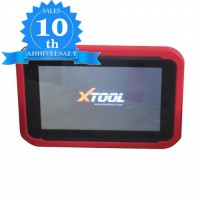 (10th Anni Sales)(UK Ship No Tax)XTOOL X-100 X100 PAD Tablet Key Programmer with EEPROM Adapter Support Special Functions and Bluetooth Connection