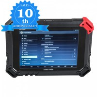 (10th Anni Sales)(UK Ship No Tax)Xtool X100 PAD2 Pro Tablet Key Programmer Full Version with Xtool KC100 Adapter