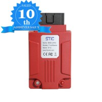 (10th Anni Sales)(UK Ship)FLY SVCI J2534 Diagnostic Interface Supports SAE J1850 Module Programming Update Online Better than VCM2