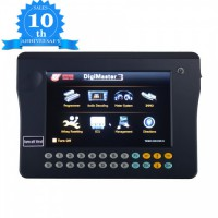 (10th Anni Sales)Yanhua Digimaster 3 Digimaster III Best Mileage Odometer Correction Tool with Unlimited Tokens