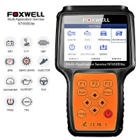 [11.11 Sales](UK Ship)Foxwell NT650 Elite Multi-Application ABS Airbag SAS EPB DPF Oil Service Reset Tool Better than NT650