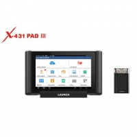 Original Wifi Launch X431 PAD III V2.0 Diagnostic, Coding and Programming Tool Bluetooth 4.2 Update Online 3 Years for Free